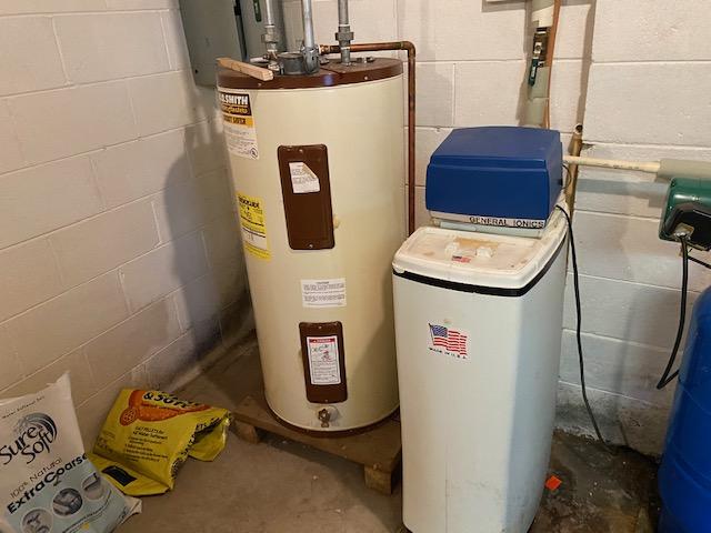 water heater softener