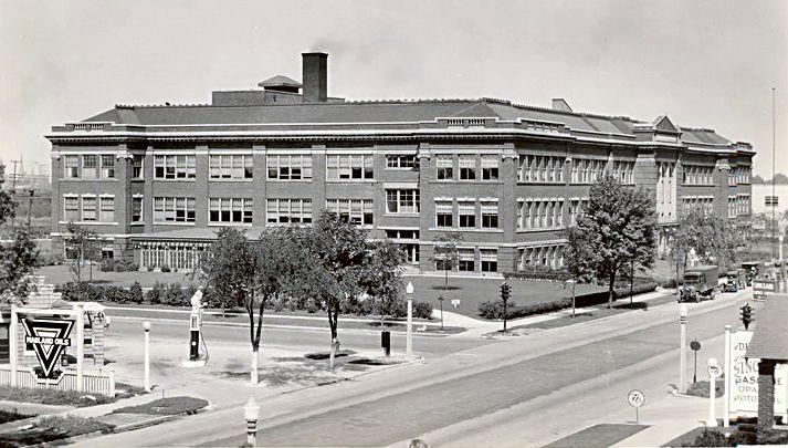 Building Hammond High School