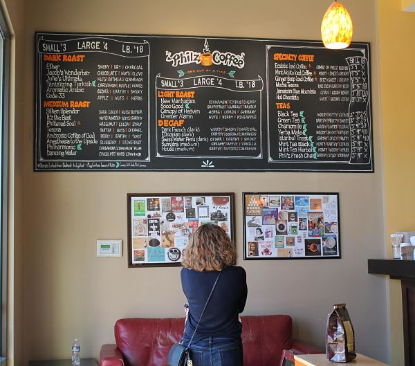 Students 'expresso' their take on Philz