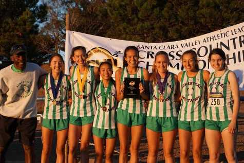 Mustangs cross country secures historic win at SCVAL league finals