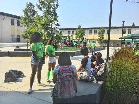 HOP holds inaugural freshman picnic