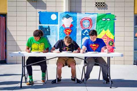 Juniors shine in third day of Homecoming Week