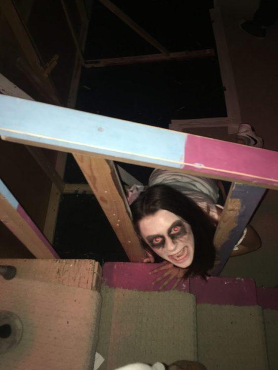 Haunted house's potential not met