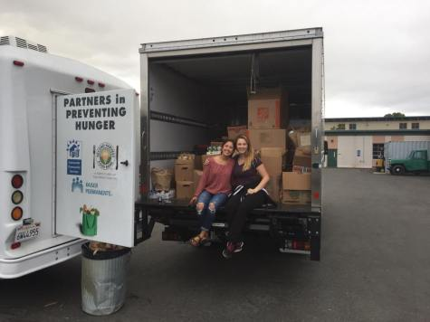 Annual canned food drive makes a huge impact