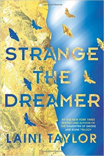 """Strange the Dreamer"" is author Laini Taylor's seventh fantasy novel. Photo courtesy of Hatchette Book Group, Inc."