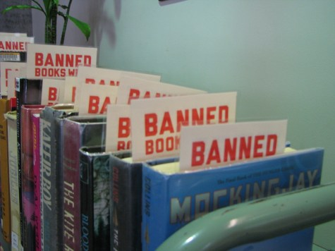 Banned Book Week on Campus