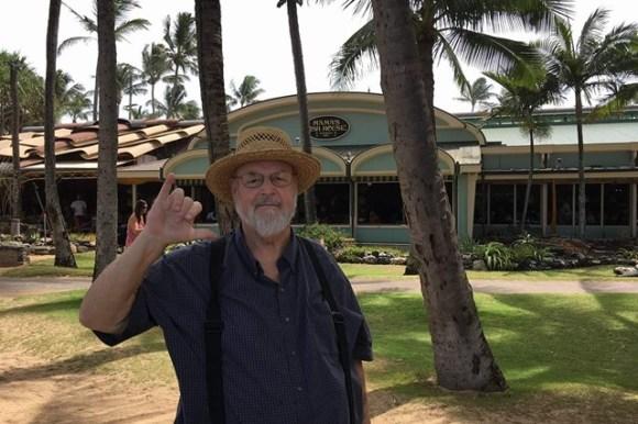 Bob Peck: teacher, husband, father