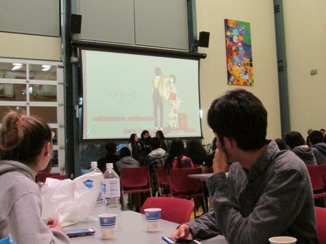 Japanese culture celebrated with karaoke social at CHS