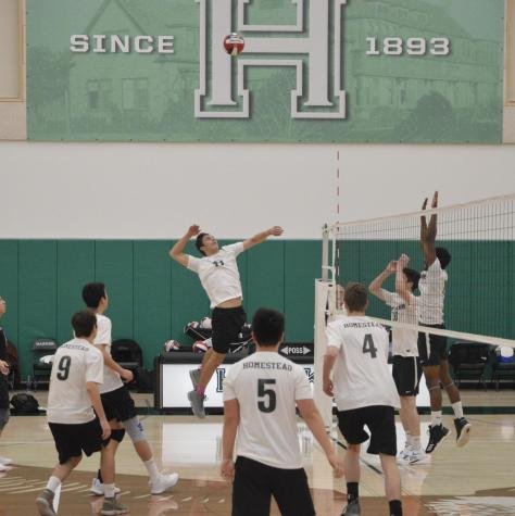 Varsity boys volleyball team aims to keep high profile