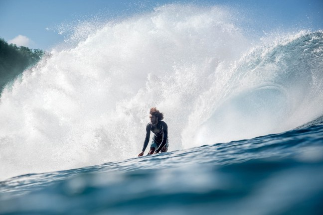Surf-Botschafter Eala Stewart; Foto: Laserwolf