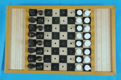 Chess Board with side box