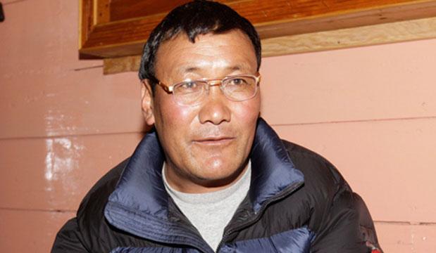 Pema Thinley, Yak Farmer, North Sikkim