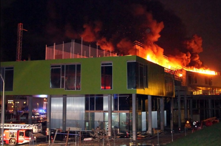 Real fires Sydhavnsskolen 01