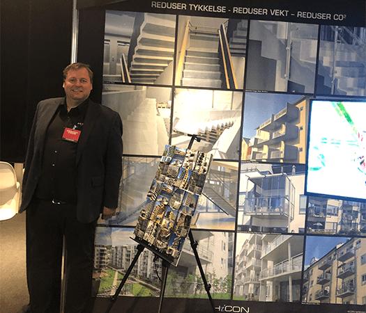 Architect at work - oslo NY