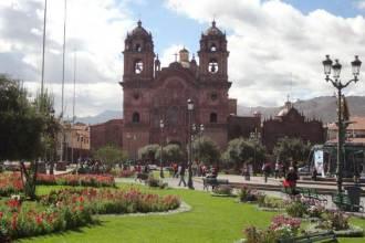 Passeio por Cusco, no Peru