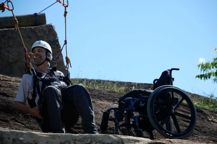 Turismo acessível em Socorro (Foto: Divulgação)