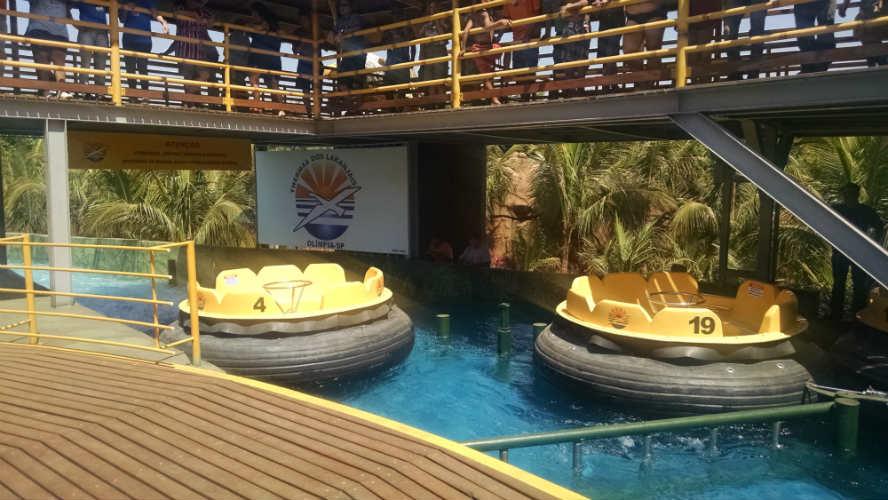 Turismo Themas dos Laranjais Olímpia