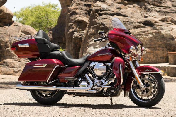 Harley-Davidson Ultra Electra Glide Classic Limited