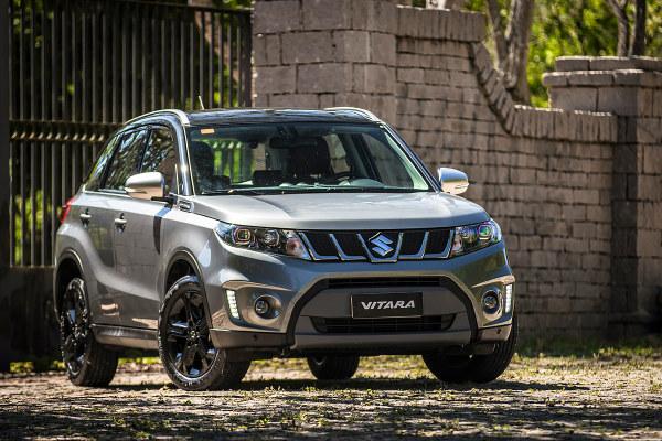 Novo Suzuki Vitara (Foto: Murillo Mattos)
