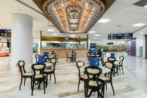 Aeroporto do Galeão, no RJ, ganha uma Confeitaria Colombo
