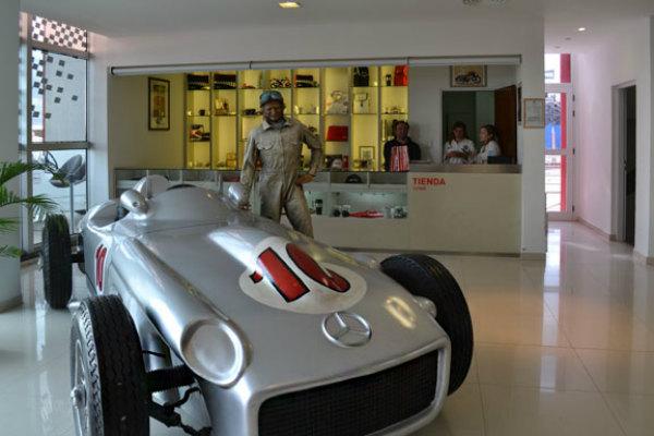 Museu do Automóvel (Foto: WelcomeArgentina)