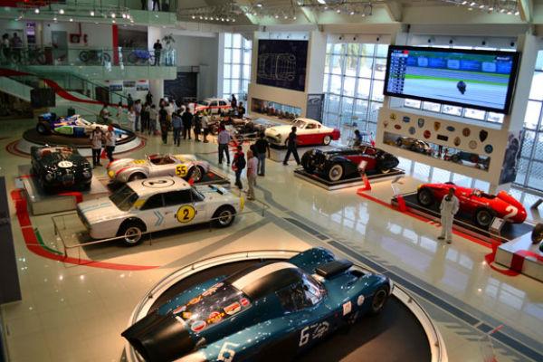 Museu do Automóvel, em Rio Hondo, na Argentina. (Foto: WelcomeArgentina)