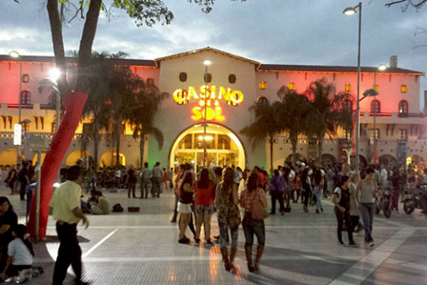 Casino do Sol (Foto: WelcomeArgentina)