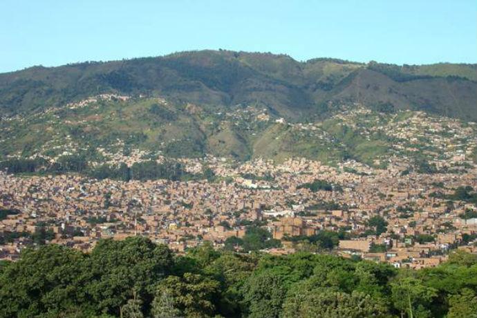 Medellín, da série Narcos (Foto: Flickr - Iván Erre Jota)