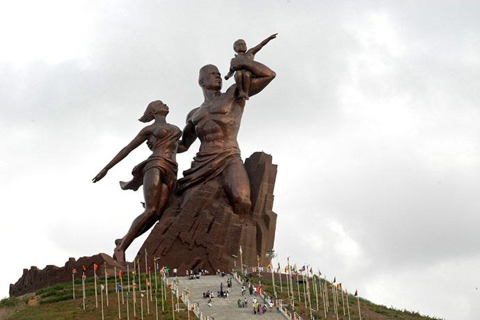 Rota dos Escravos alia beleza e história da África