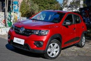 Renault anuncia recall do Kwid
