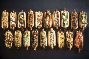 Cafezine faz festival de hot dog vegano