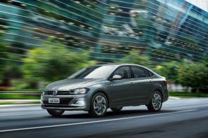 Virtus é o novo sedã da Volkswagen