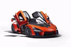 McLaren lança Senna, superesportivo de R$ 3,3 mi
