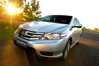 Honda faz recall do City (Foto: Divulgação)