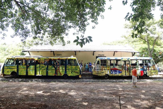 Trem Caipira recebe inscrições on-line