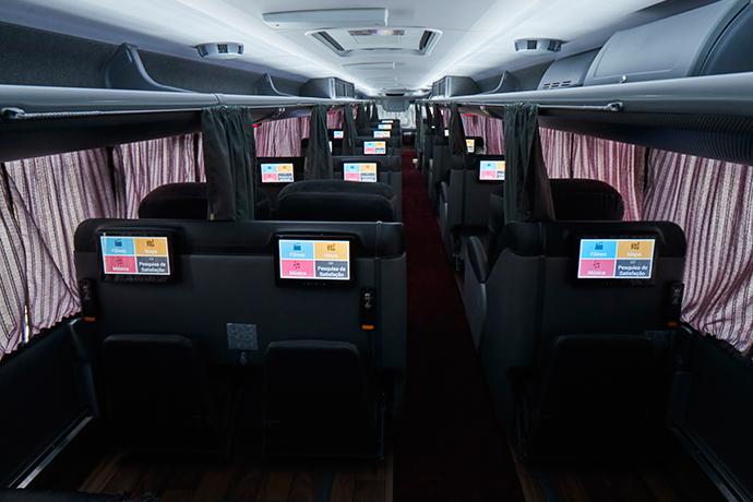 Ônibus da Levare
