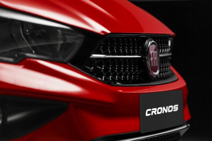 Fiat Cronos chega para o segmento de sedãs