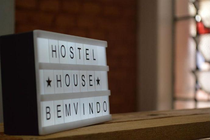 House 2741, um hostel no Centro de Rio Preto