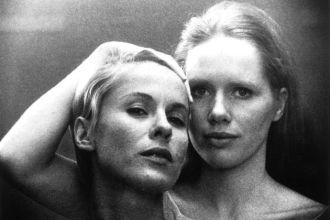 Cena do filme Persona, de Bergman