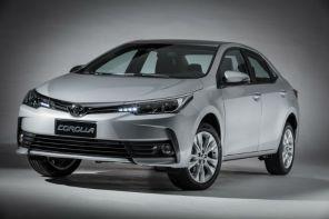 Toyota reduz preço do Corolla 2019