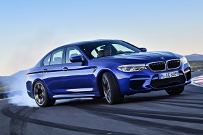 BMW inicia pré-venda do novo M5