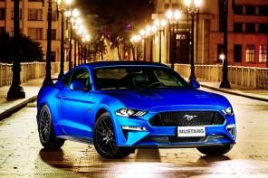 Novo Mustang começa a ser vendido no Brasil