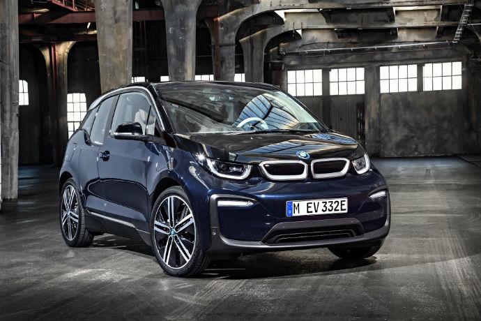 Novo BMW i3, compacto elétrico, chega por R$ 199.950