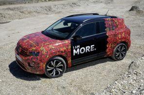 Volkswagen revela alguns detalhes do T-Cross