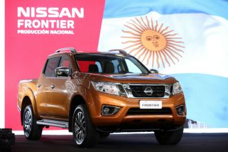 Nissan Frontier agora também é produzida em Córdoba, na Argentina