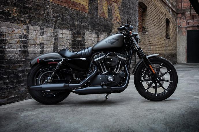 Harley Davidson Ride Day