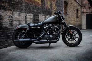 Ganhe um test drive da Harley Davidson