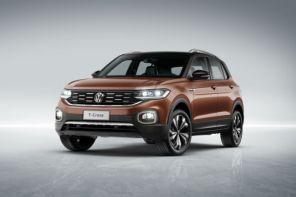 Volkswagen revela o SUV T-Cross