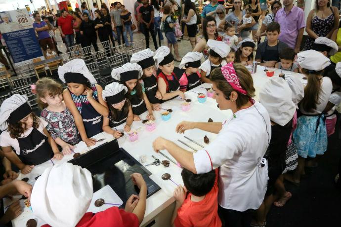 Gourmet Kids começa dia 5 de outubro (Foto: Ricardo Boni)