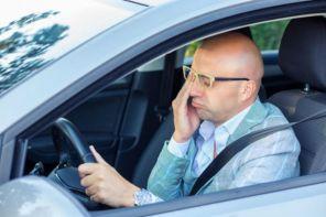 Sono e fadiga causam 60% dos acidentes
